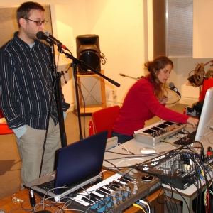 Jam with Sabine Vogel and Alex Nowitz